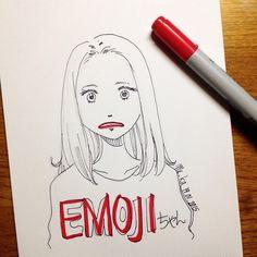 huehue   #mekaworks #drawing #emoji