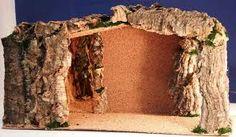 Bildergebnis für PORTAL, CUEVA O PESEBRE Portal, Firewood, Caves, Nativity Sets, Woodburning, Wood Fuel