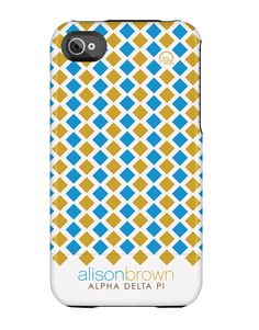 Hey ADPi! Check out EC's brand new iPhone cases and other products designed just for you and your sisters!!