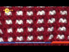 Knitting Stiches, Knitting Videos, Knitting Charts, Crochet Videos, Baby Knitting Patterns, Knitting Designs, Hand Knitting, Stitch Patterns, Crochet Patterns