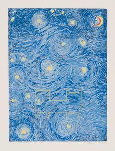 """""""Uneksuva II"""" (""""The Dreamer II"""") by Finnish artist Elsa Ytti (2002)."""