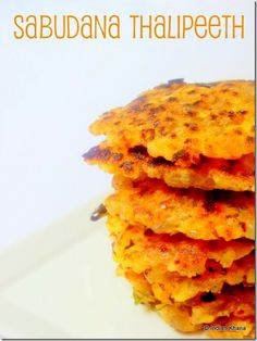 Sabudana Thalipeeth and Aloo Raita | Navratri Vrat Recipes ~ Indian Khana