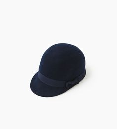 Image 1 of Hat with bow from Zara