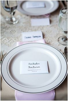 Table setting | Sarah Renee Studios | see more at http://fabyoubliss.com