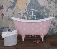 Hurlingham the Bath Company - La Petite Cast Iron Bath Mirror Cabinet With Light, Bathroom Mirror Cabinet, Mirror Cabinets, Luxury Interior Design, Interior Design Inspiration, Wooden Rocker, Copper Bath, Cast Iron Bath, Roll Top Bath