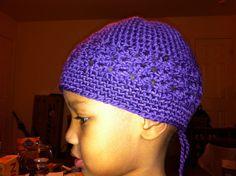 Free Crochet African Kufi Patterns KUFI CROCHET PATTERN ...
