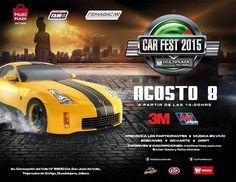 La gira CAR FEST 2015 llega a tierras Jaliscienses | Tuningmex.com