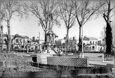 A la derecha, principio de la Ctra. de Algezares, calle Torre de Romo.