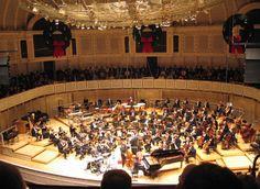 Chicago Symphony Orchestra - beautiful venue, fantastic orchestra!
