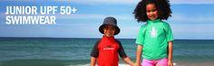 Kids - UV Sun Protection Swim Shirts