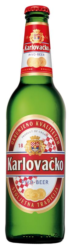 Are you a beer fan? Experience Karlovacko, the refreshing Croatian beer!