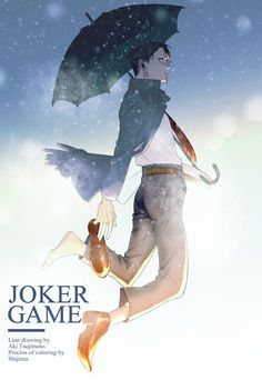 Joker Game Anime, Showa Era, Manga, Games, Otaku, Pictures, Movie Posters, Photos, Manga Anime