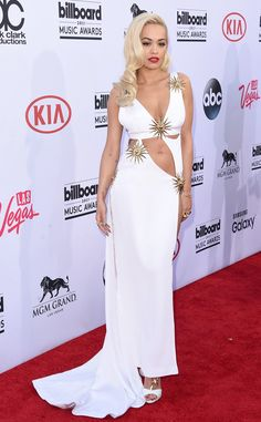 British singer, songwriter, and actress . Rita Ora from Worst Dressed at the 2015 Billboard Music Awards | E! Online