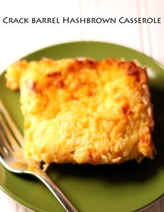 Cracker Barrel Hashbrown Casserole  Print Ingredients 2 lbs frozen hash browns ½ cup butter, melted 1 (10¼ ounce) can cream of chicken soup 1 pint sour cream ½ cup onio...