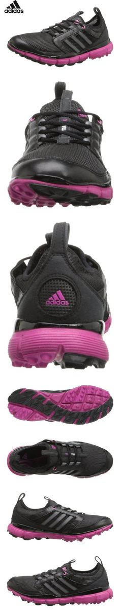 online store 64faa b3370 49.99 - adidas Womens Adistar Climacool Golf Shoe,Bahia MagentaMetallic  SilverWhite,9.5 M US