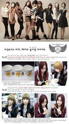 all about Park Seul Ra ^^: #Kpop Secret : 16 Tips K-idol + 4 Tips from Korean Diet Menu!