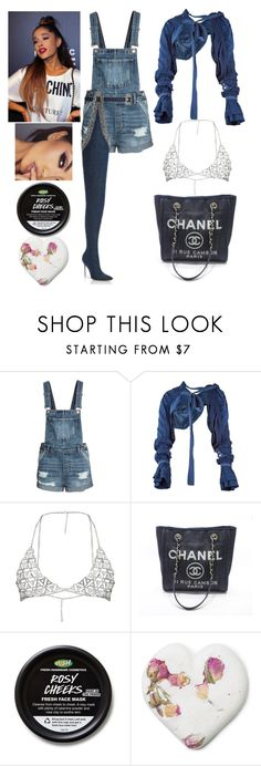 """""""New York City: October 8"""" by allison-syko ❤ liked on Polyvore featuring Chanel"""