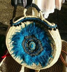 Rope Basket, Basket Bag, Beach Bags, Summer Bags, Knitted Bags, Tote Handbags, Wicker Baskets, Bag Making, Straw Bag