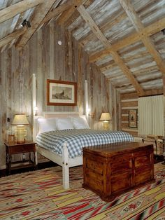 Lucky L Ranch   Rustic   Bedroom   Other Metro   Big D Signature