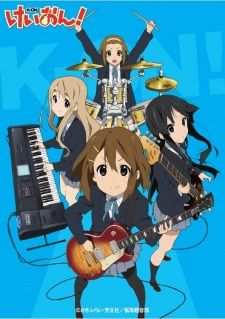 "K-On! (2 SEASONS+ SPECIAL)Hirasawa Yui, a young, carefree girl entering high school, has her imagination instantly captured when she sees a poster advertising the ""Light Music Club."" Being the carefree girl that she is, she quickly signs up; however, Yui has a problem, she is unable to play an instrument. When Yui goes to the clubroom to explain, she's greeted by the other members: Ritsu, Mio, and Tsumugi."