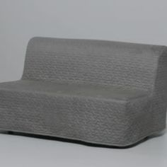 This sofa quickly and easily turns into a bed for two. Easy to keep fresh since the mattress and sofa covers can be removed and washed. Mattress Covers, Sofa Covers, Ikea Sofa Bed, Recycling Facility, Sofa Frame, Sleeper Sofa