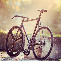 Fixed gear. Always been a cyclist.
