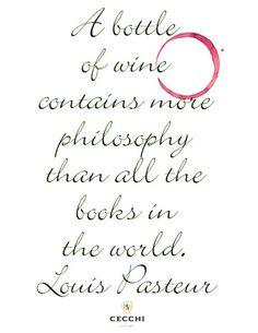 wine quotes | Louis Pasteur Wine Quote