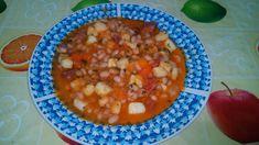As melhores receitas para a Bimby, dicas, enfim ... tudo e mais alguma coisa sobre Bimby :) - Ingredientes: Alho / Azeite / Cebola / Cenoura / Chouriço / Coentro / Feijão / Louro / Miolo de Camarão / Piri-Piri / Pota / Sal / Tomate