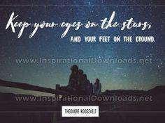 Keep Eyes On The Stars Keep An Eye On, Inspirational, Eyes, Stars, Sterne, Cat Eyes, Star