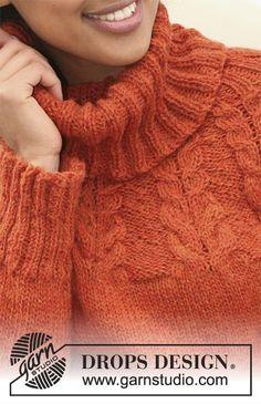 Pull DROPS, empiècement en rond, et torsades en « Nepal Ladies Cardigan Knitting Patterns, Knitting Patterns Free, Free Knitting, Free Pattern, Drops Design, Knitted Coat Pattern, Nepal, Magazine Drops, Cable Cardigan