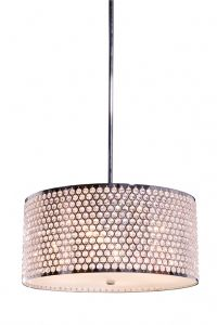 Concentrix chandelier - Artcraft