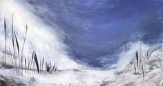 ARTFINDER: Astratto - VII by Marjan Fahimi - Mixed media on wood - 40x75 cm
