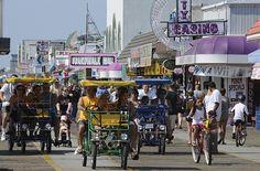 Wildwood Boardwalk, New Jersey