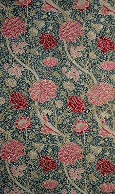 William Morris Print Set No. 2 Art Nouveau Arts and Crafts Arts And Crafts For Teens, Art And Craft Videos, Arts And Crafts House, Easy Arts And Crafts, Crafts For Girls, Arts And Crafts Movement, Art And Craft Design, Design Crafts, Of Wallpaper
