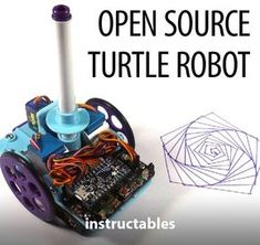 Open Source Turtle Robot (OSTR) Build a cute turtle robot that draws while it scoots! Arduino Projects, Electronics Projects, Chemical Engineering, Electrical Engineering, Mechanical Engineering Projects, Build A Robot, Robots Drawing, 3d Printing Diy, Robot Arm