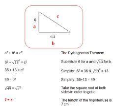 An analysis of pythagorean theorem