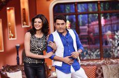Sushmita Sen on Comedy Nights with Kapil   PINKVILLA