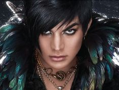 adam lambert - im old enough to be his mom and he is gay, but I still love me some Adam