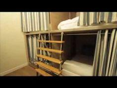 【Video Tour】 Boxpackers Hostel (บ็อกซ์แพคเกอร์) in Bangkok, Thailand