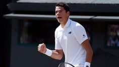 A Canadian is back at the semifinals of Wimbledon. Key breaks at crucial stages gave Milos Raonic the space he...