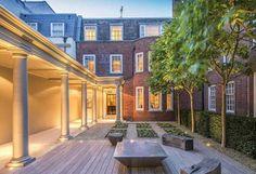 Terraced house for sale in Upper Brook Street, Mayfair, London W1K - 32982062