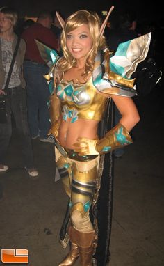 BlizzCon 2009 Babe