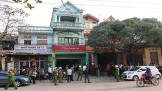 Thông tin mới nhất về vụ cướp ngân hàng táo tợn ở Bắc Giang. Pháp Luật Hình Sự