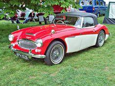 Austin Healey 3000 Mk.III (1964)