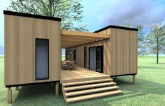 Plans To Design And Build A Container Home - Cargo Container Home Plans In How Much Is Shipping Container House Plans Best Container House - Who Else Wants Simple Step-By-Step Plans To Design And Build A Container Home From Scratch? Shipping Container Home Designs, Cargo Container Homes, Building A Container Home, Storage Container Homes, Shipping Containers, Container Pool, Container Home Plans, Shipping Container Homes Australia, 40ft Shipping Container