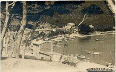 Pto. SOLLER MCA [Port de SÓLLER, MALLORCA] 1924