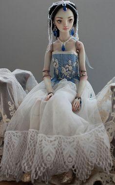.Enchanted Doll.
