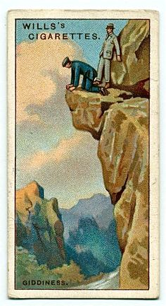 """Wills's Cigarette cards """"Do you know"""" series 1922"""