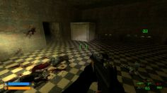 Codename CURE is a Free to Play , co-operative FPS [First Person Shooter] Game against Zombies