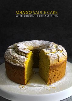 ... about mango recipes on Pinterest | Mango Pie, Mango Pudding and Mango